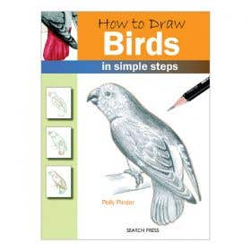 How To Draw Birds In Simple Steps Book