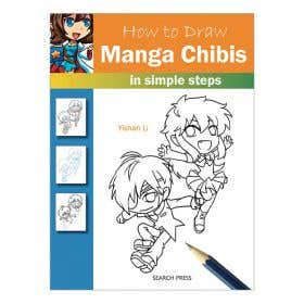 How To Draw Manga Chibis In Simple Steps Book