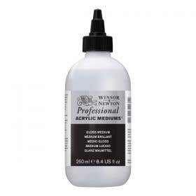 Winsor & Newton Professional Acrylic Gloss Medium