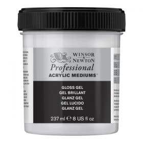Winsor & Newton Professional Acrylic Gloss Gel Medium