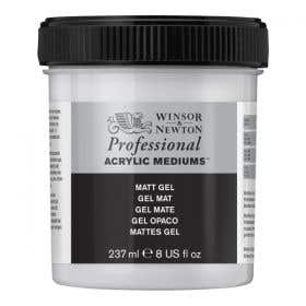 Winsor & Newton Professional Acrylic Matt Gel Medium