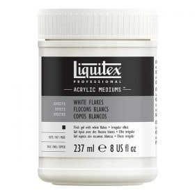 Liquitex White Flakes Medium