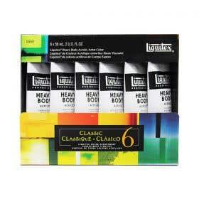 Liquitex Acrylic Classic Set