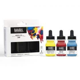 Liquitex Acrylic Ink Sets