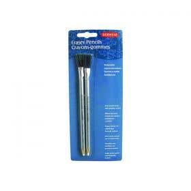 Derwent Eraser Pencil & Brush Pack