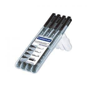 STAEDTLER Lumocolor Permanent Universal Pen Sets