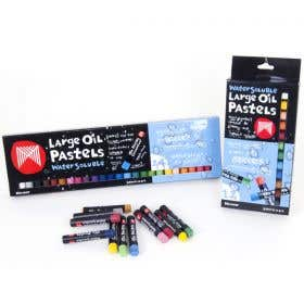 Micador Water Soluble Oil Pastel Sets