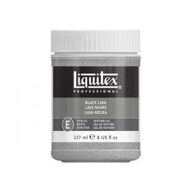 Liquitex Black Lava Texture Gel