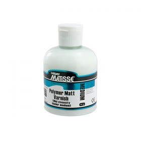 Matisse Polymer Matt Medium & Varnishes