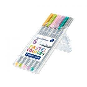 STAEDTLER Triplus Fineliner Pen Sets