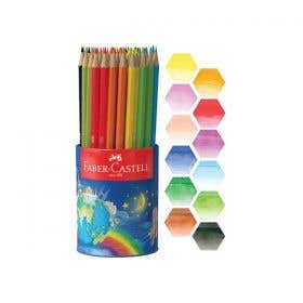 Faber-Castell Watercolour Pencils Tin