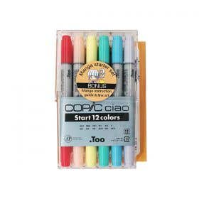 Copic Ciao Manga Starter Set