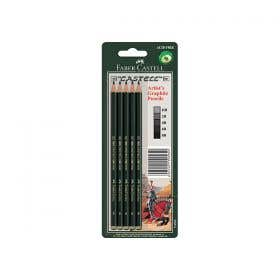 Faber-Castell 9000 Sketch Pencil Set
