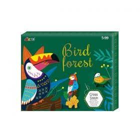 Avenir Cross Stitch Bird Kit