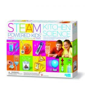 4M Steam Deluxe Kitchen Science Kit