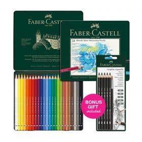 Faber-Castell Albrecht Durer Pencil Bonus Sets