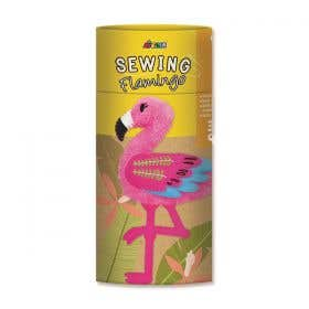 Avenir DIY Sewing Flamingo Kit
