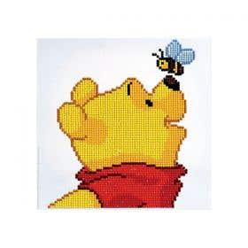 Diamond Dotz Pooh with Bee Kit