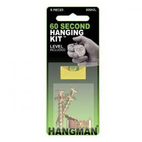 Hangman 60 Second Mini Picture Hanging Kit