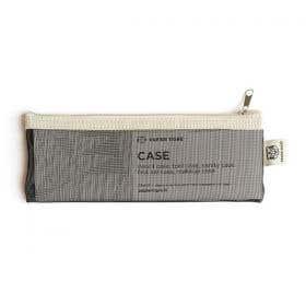 Papier Tigre Transparent Mesh Pencil Case