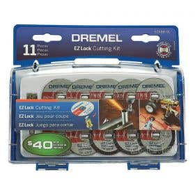 Dremel EZ-Lock Cutting Accessory Set