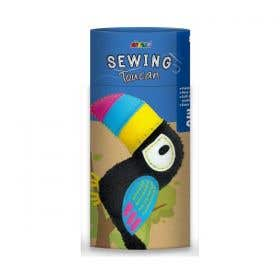 Avenir DIY Sewing Toucan Kit