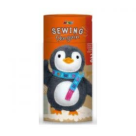 Avenir DIY Sewing Penguin Kit