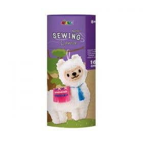 Avenir Sewing Llama Key Chain Kit