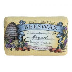 Jacquard Yellow Beeswax Block