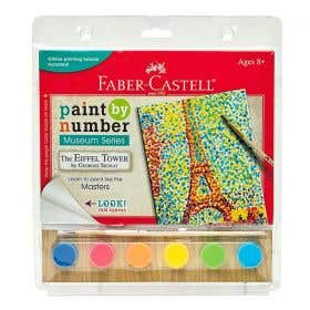 Faber-Castell Paint By Numbers (Eiffel Tower)