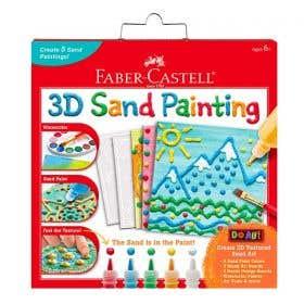 Faber-Castell Do Art 3D Sand Painting Set