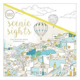 Kaisercraft Scenic Sights Colouring Book