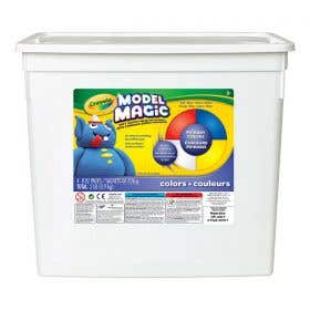 Crayola Model Magic Primary Colours Bucket