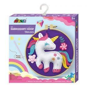 Avenir Embroidery Unicorn Hoop Kit