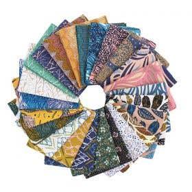 Leutnegger Daydreaming Fat Quarter Cotton Fabric Bundle
