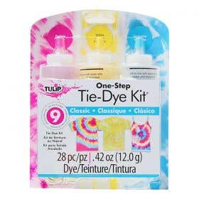 Tulip One Step 3 Colour Tie-Dye Classic Kit