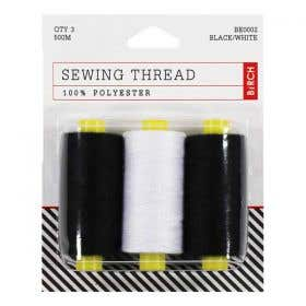 Birch Polyester Sewing Thread Packs