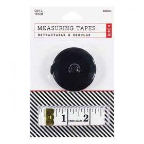 Birch Measuring Tapes Pack 2