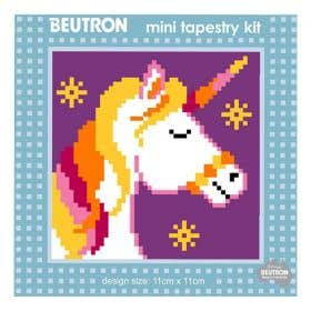 Beutron Unicorn Cross Stitch Tapestry Kit