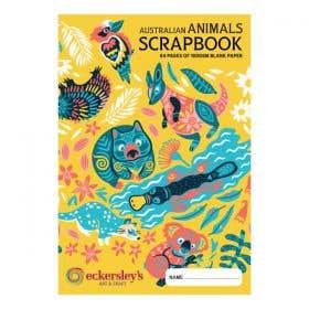 Eckersleys Australian Animals Scrapbook