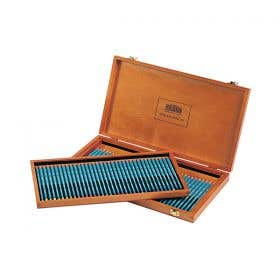 Derwent Water Colour Pencils Assorted Wooden Box 72