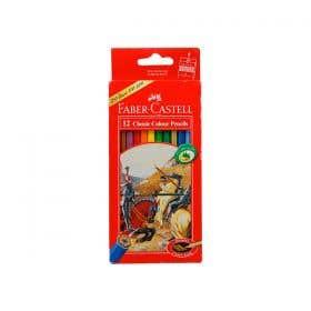 Faber-Castell Classic Colour Pencil Sets