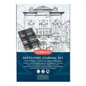 Derwent Sketching Journal Set