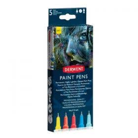 Derwent Paint Pen Sets