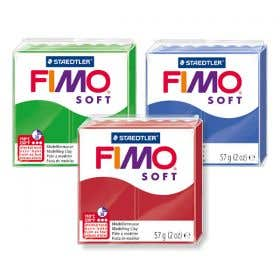 STAEDTLER FIMO Soft Modelling Clays 57g