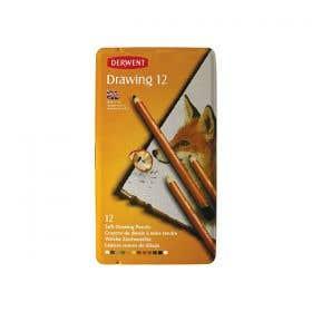 Derwent Drawing Pencil Tin Sets