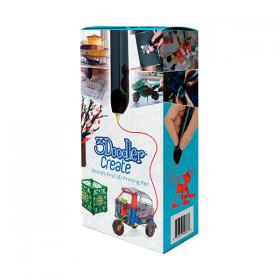 3Doodler Create Pen & Plastics Pack