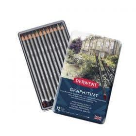 Derwent Graphitint Pencil Tin Sets