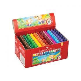 Faber-Castell Crayon Class Pack