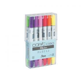 Copic Ciao Marker Assorted Colour Sets